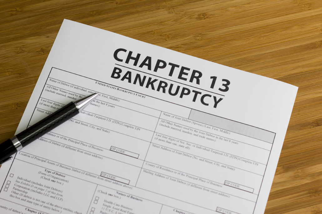 you are free to choose consequences of bankruptcy